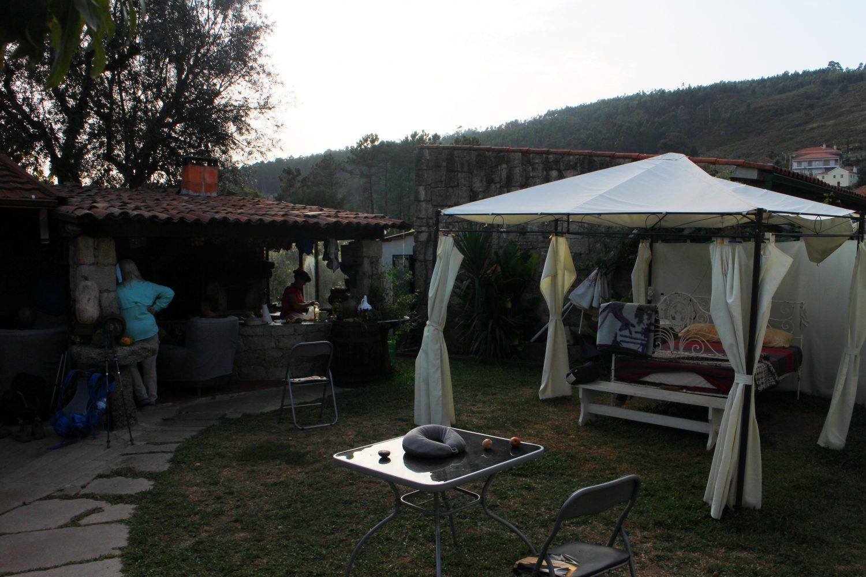 Casa Fernanda - the best albergue on Camino Portugués
